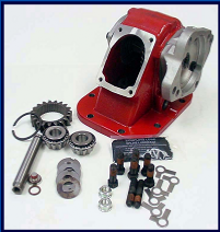 Chelsea PTO Service Parts and Kits